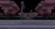 【Minecraft】音ノ木坂学院建設中【ラブライブ!】