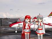 T-4レッドドルフィン(ぷち)其の弐
