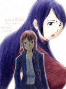 練習で描いたアニメ・ウィッチブレイド