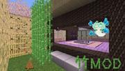 【Minecraft 】ゆかりテクスチャ竹MODカバー