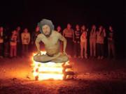 火あぶりの刑