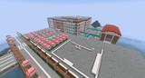 【Minecraft】マイクラで音ノ木坂学院建設中2【ラブライブ!】