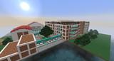 【Minecraft】マイクラで音ノ木坂学院建設中3【ラブライブ!】