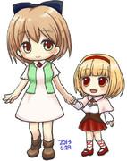 【悠遠物語】ピア&マリネ