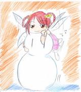 ロマサガ3:妖精&雪だるま