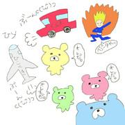2013.6.29生放送で描いたもの★part2