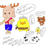 2013.6.29生放送で描いたもの★part4