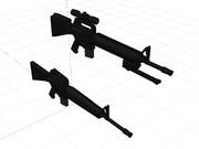 M16A1+A2セット