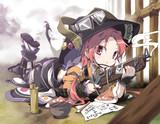足軽ちゃん(鉄砲)
