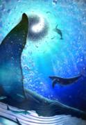 ザトウクジラ・バブルネットフィーディング