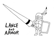 LANCE AND ARMOR