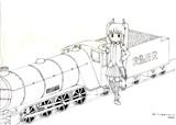 歌姫と機関車
