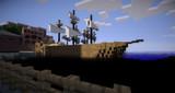 Minecraft ~港の船~