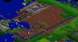 【Minecraft】 Cote Verte全体マップ 7/1現在