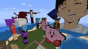 【Minecraft】自鯖エヴァエリア