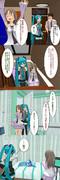 ミクアンドクリプトン16【MMD漫画】