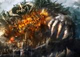 Threatening destructive power