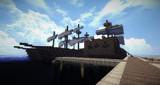 Minecraft ~港の船~ part2