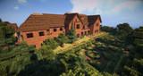 Minecraft ~銀猫邸・庭園~