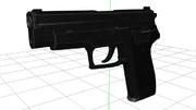 SIG SAUER P226 フルテクスチャハイグレードエディション【MMDモデル配布】