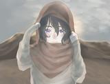 ヴァイオレットの瞳