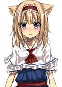 ぱっつんアリス