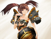 G級エメ子(黒)