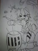 虫姫様!!