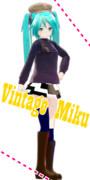 Appearance Vintage Miku