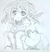 ミルヒ姫きゃわたん(*´艸`*)