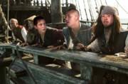 カリブの海賊と化した先輩