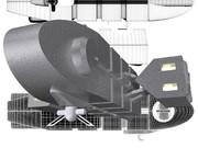 宇宙船(浮かぶ電算頭脳艦) 其の壱