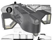 宇宙船(浮かぶ電算頭脳艦) 其の弐