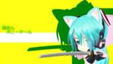 【MMD】BLACK LAGOONごっこのオマケ【謎おんポニテ】