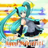 Happy!!MyGraffiti