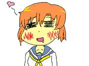 竜宮レナを描いてみた
