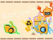 Rotom's