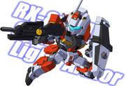【C84ゲスト】RX-81ライトアーマー