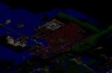 【Minecraft 】Cote Verte全体マップ 夜景