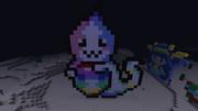 【Minecraft】ドット絵でミスリット【ピロシキ】