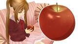 MMD りんごアクセサリ 配布