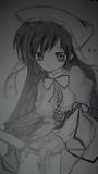 翠星石描きましたです