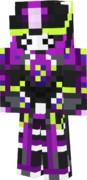 【Minecraft】ヴァルヴレイヴ六号機「火遊」全体図【革命機ヴァルヴレイヴ】