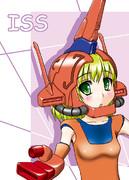 C84表紙 AMX-015 ゲーマルク