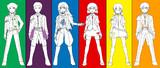 アイドルグループ【Octopu6-オクトパシックス-】