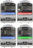 【仙石線】MSペイントで205系3100番台描いてみたβ