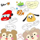 2013.7.11生放送で描いたもの★part3
