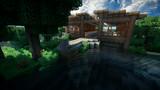 【Minecraft】 スイッチバック駅