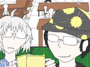 ZUN&こーりん