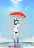 夏、雲、湿気